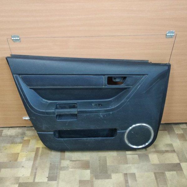 Обшивка двери Toyota Will Vs ZZE122 передняя левая