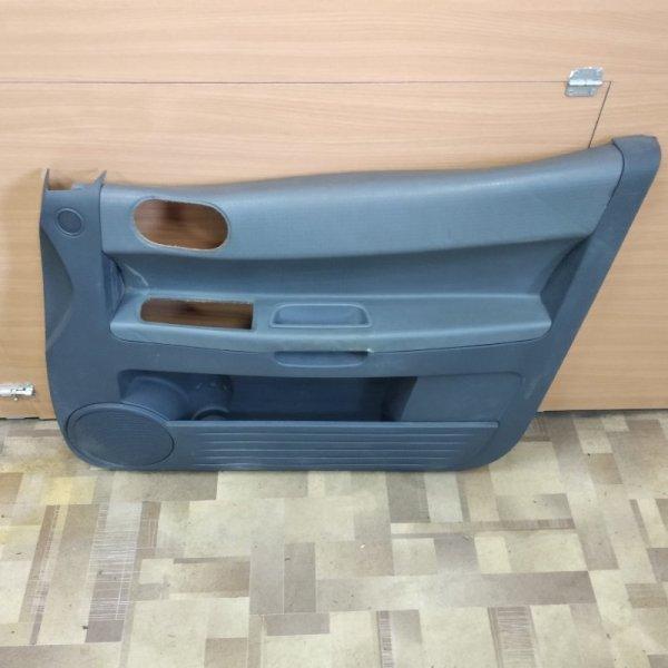 Обшивка двери Mitsubishi Colt Z34 передняя правая