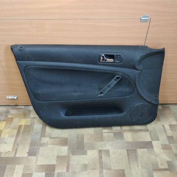Обшивка двери Volkswagen Passat B5+ передняя левая