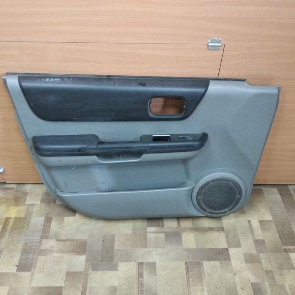 Обшивка двери Nissan Xtrail NT30 передняя левая