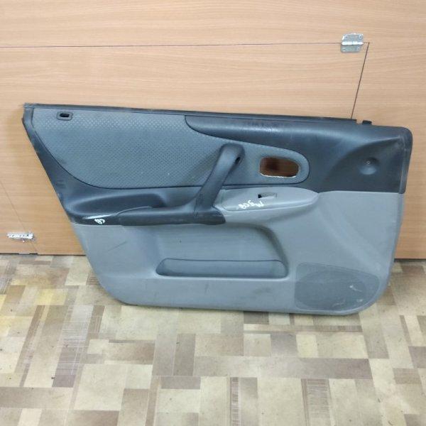 Обшивка двери Mazda Familia BJ5W передняя левая