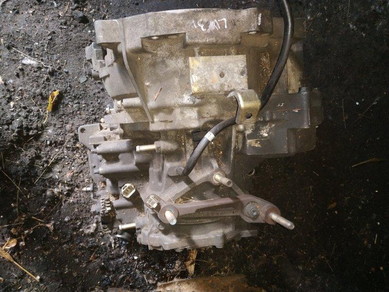 Акпп Mazda Mpv LW3W L3DE