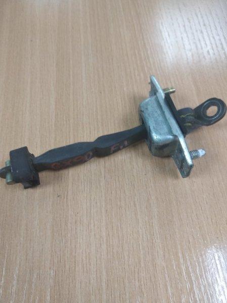 Ограничитель двери Toyota Chaser JZX90 передний левый