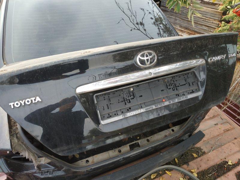 Панель кузова задняя Toyota Camry ACV30