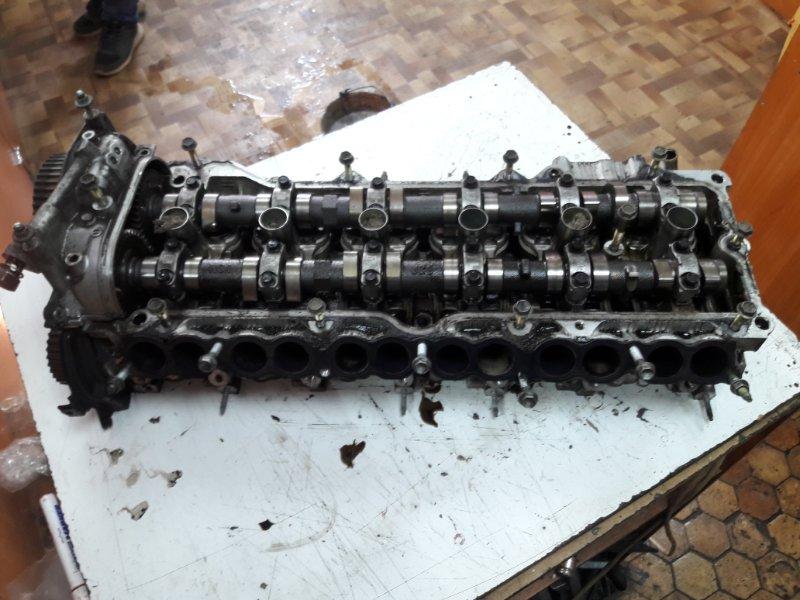 Головка блока цилиндров Toyota Markii JZX110 1JZFSE
