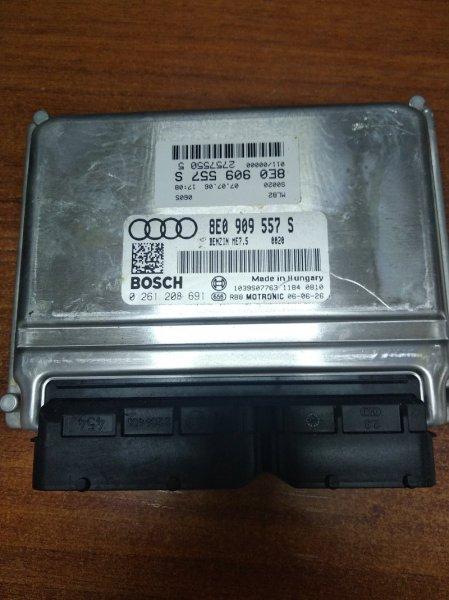 Блок efi Audi A4 8EC ALT