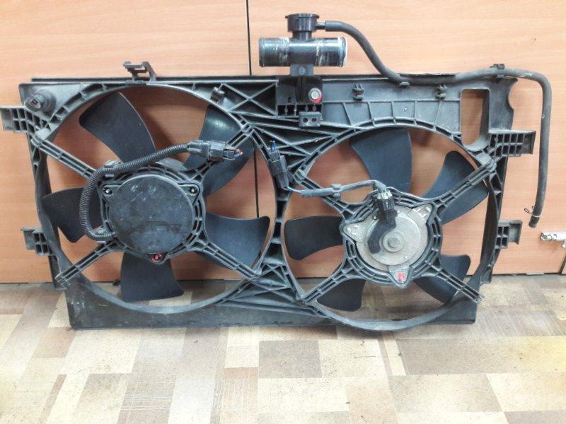 Диффузор радиатора Mitsubishi Outlander CW6W 6B31