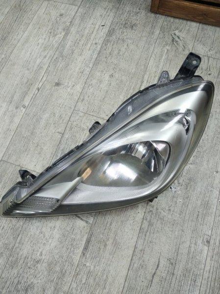 Фара Honda Fit GE6 левая