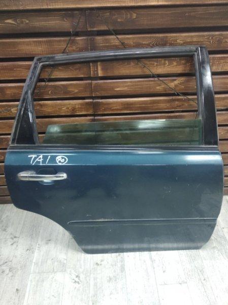 Дверь Honda Avancier TA1 задняя правая