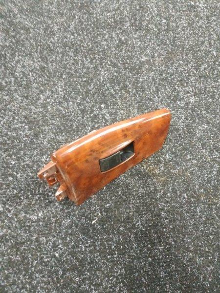 Блок упр. стеклоподьемниками Toyota Allex NZE121 задний правый