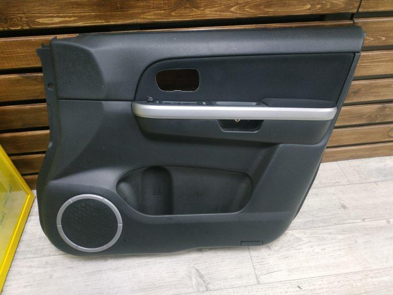 Обшивка двери Suzuki Grand Vitara TD54W передняя правая