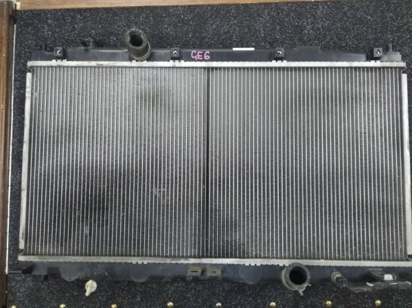 Радиатор основной Honda Fit GE6