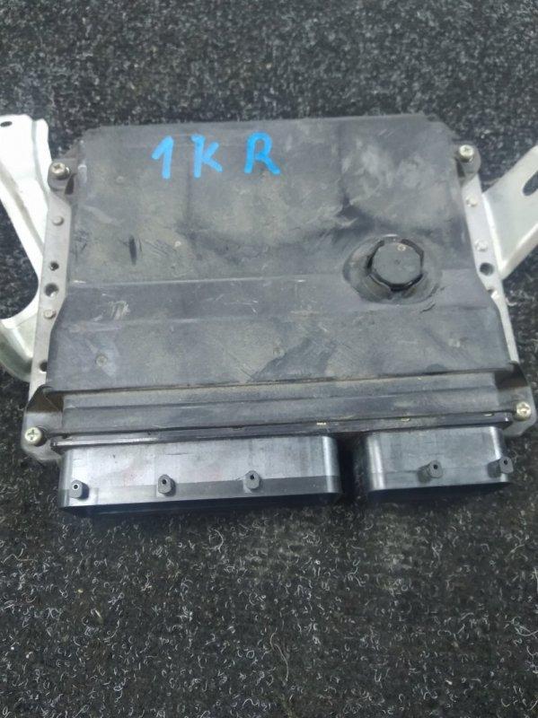 Блок efi Toyota Vitz KSP90 1KRFE