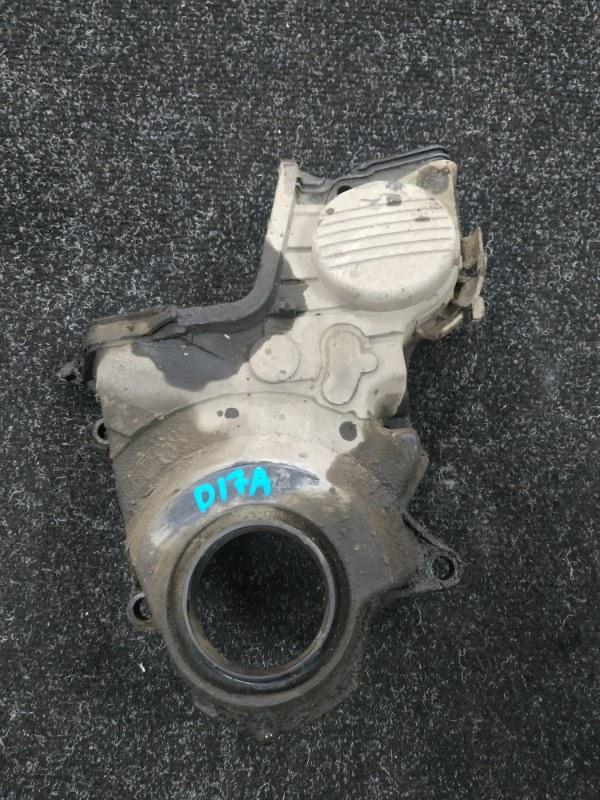 Крышка ремня грм Honda Stream RN1 D17A нижняя