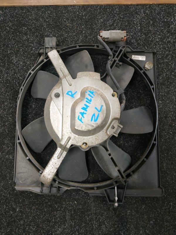 Диффузор радиатора Mazda Familia BJ5P ZL правый