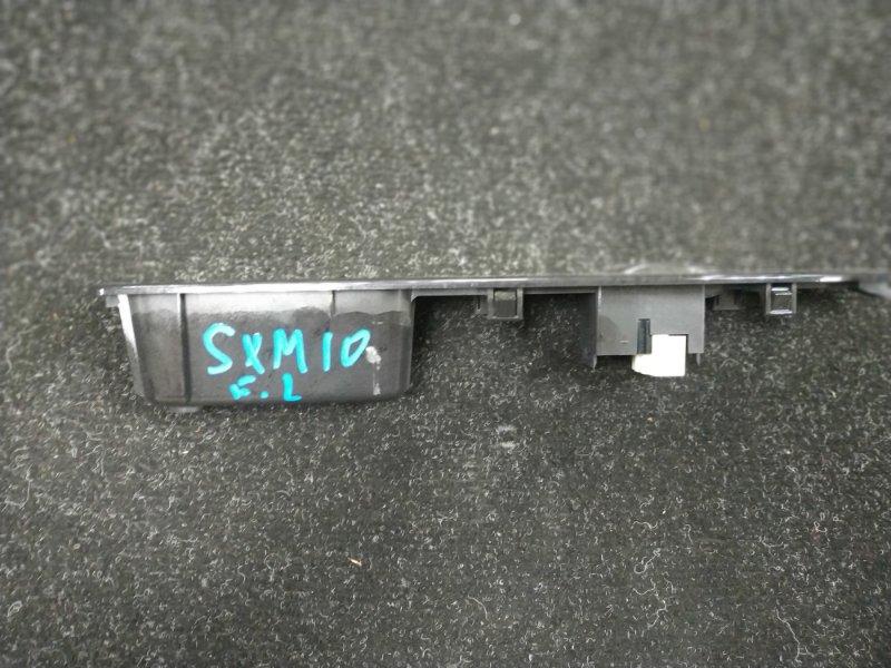Блок упр. стеклоподьемниками Toyota Ipsum SXM10 передний левый
