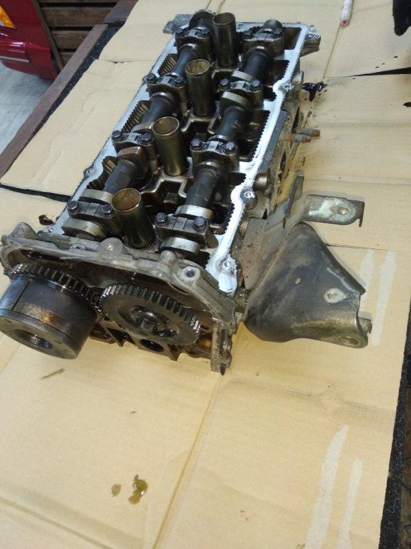 Головка блока цилиндров Nissan X-Trail NT30 QR25DE