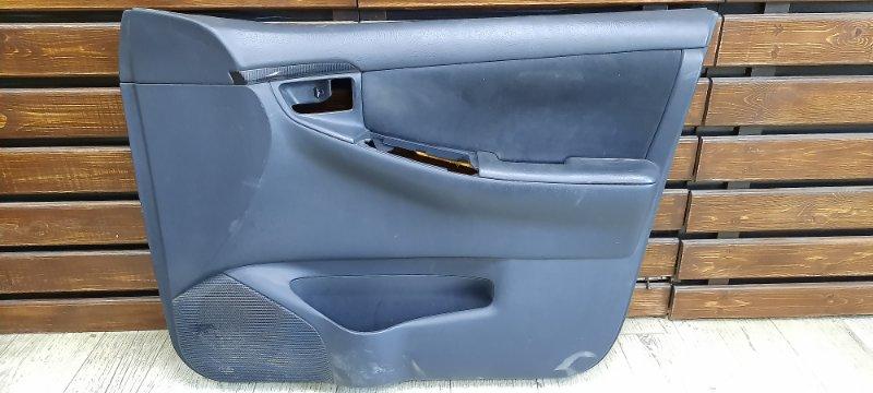 Обшивка двери Toyota Corolla NZE121 передняя правая