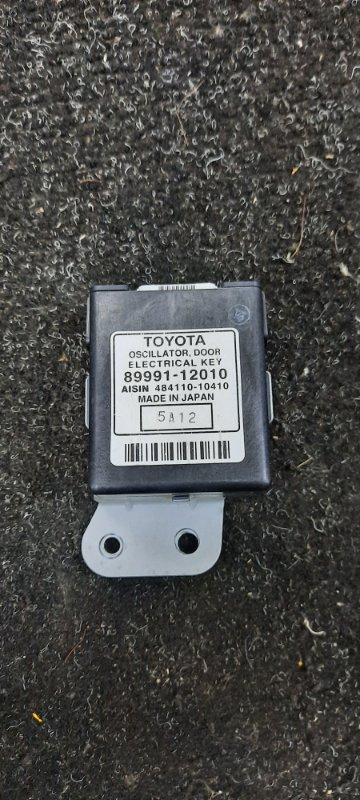 Блок управления Toyota Corolla NZE121