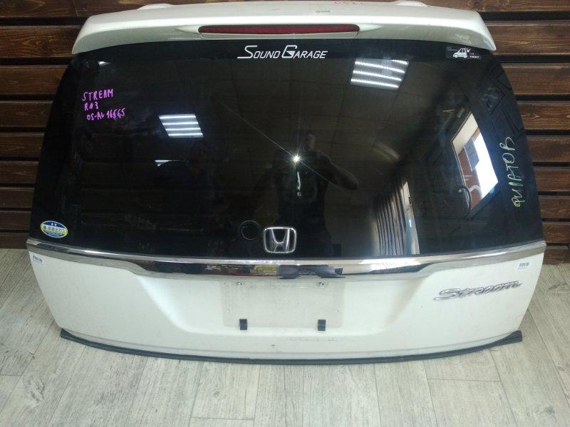 Дверь 5-я Honda Stream RN1 2001