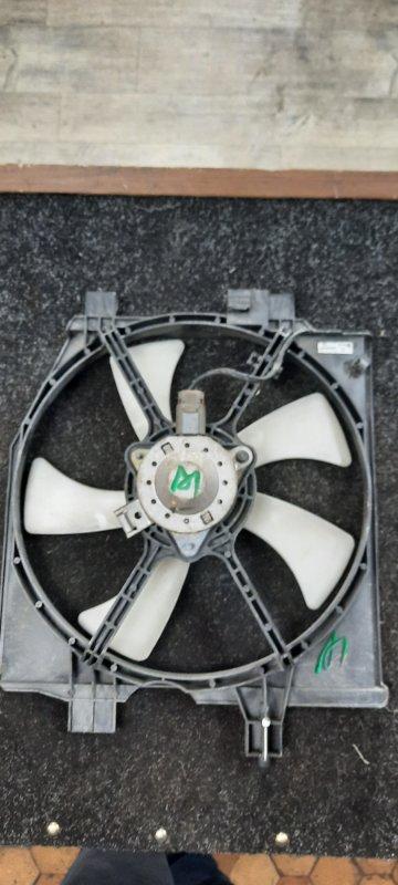 Диффузор радиатора Mazda Premacy CP8W FP правый