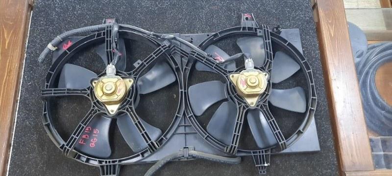 Диффузор радиатора Nissan Sunny FB15 QG15DE