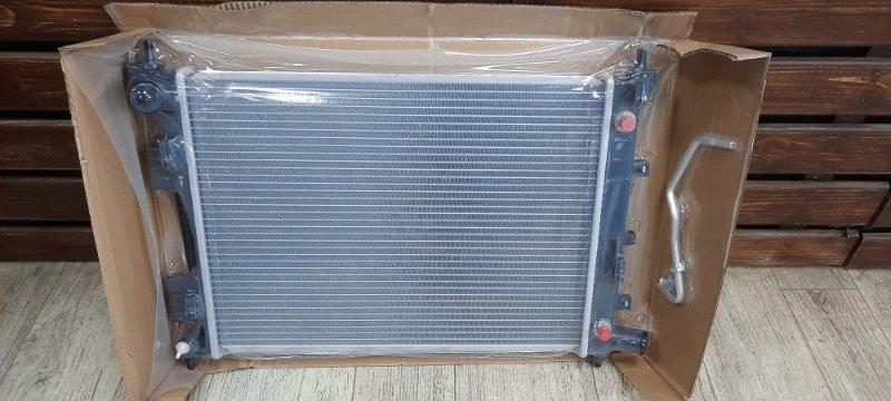 Радиатор основной Kia Rio 2012