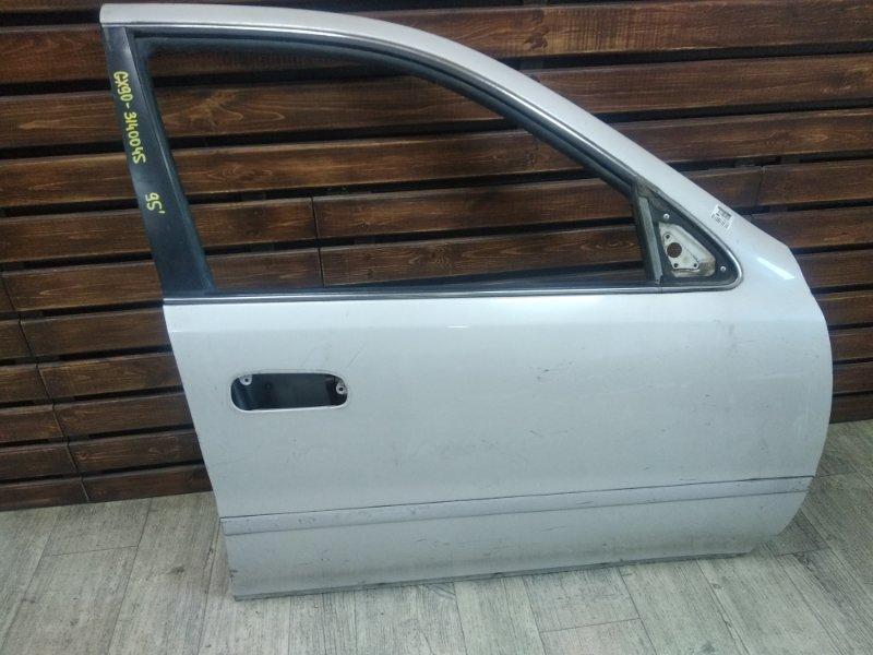 Дверь Toyota Cresta GX90 передняя правая