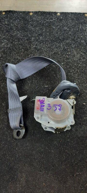 Ремень безопасности Toyota Rav4 SXA11 передний левый