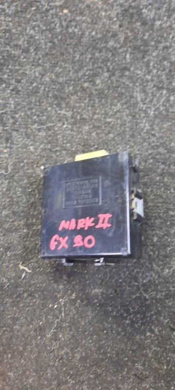 Блок управления Toyota Markii GX90 1GFE 1995