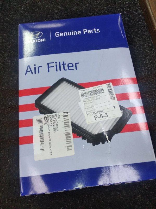 Фильтр воздушный Kia Sorento