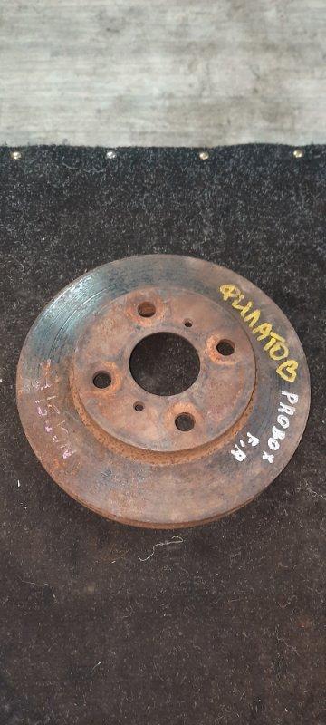 Тормозной диск Toyota Probox NCP51 передний
