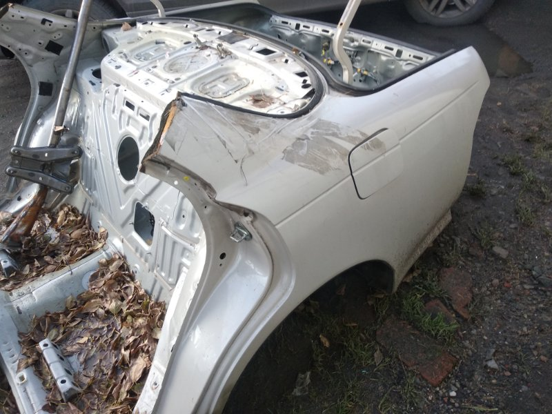 Крыло Toyota Markii GX90 1GFE 1995 заднее левое