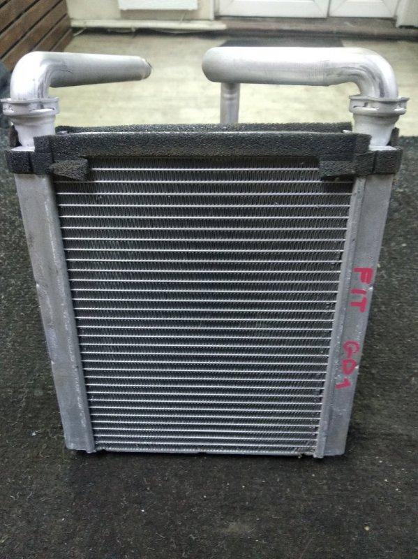Радиатор печки Honda Fit GD1