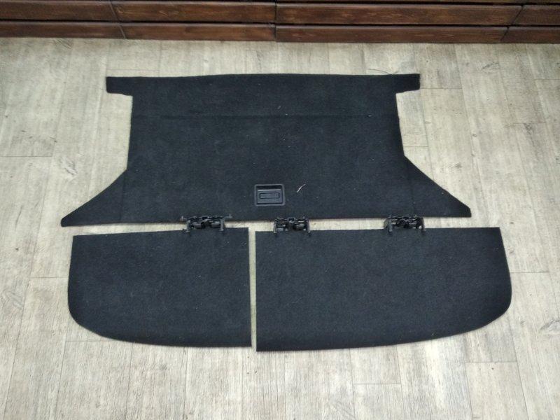 Обшивка багажника Toyota Harrier GSU36-0001514 2GRFE 2006