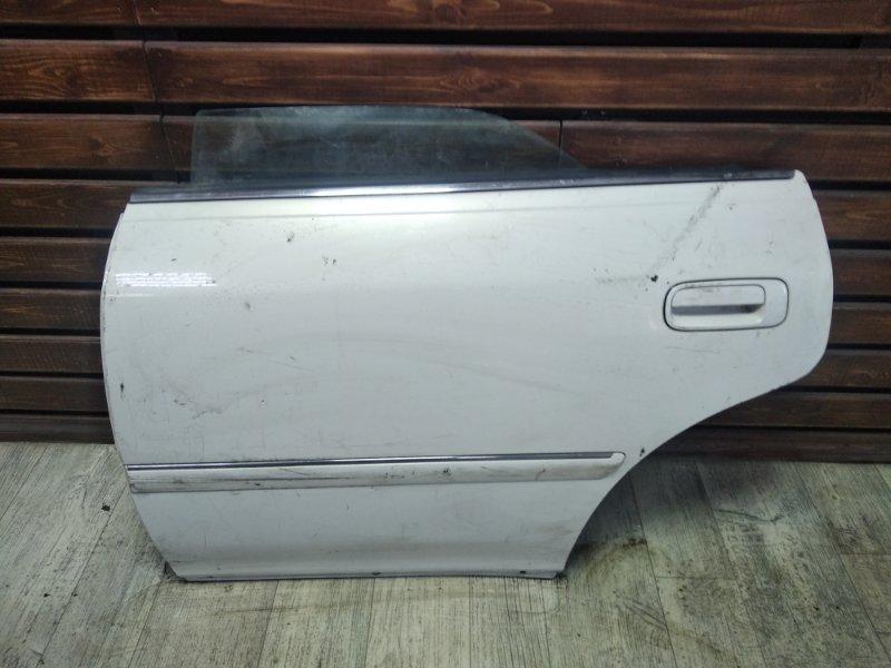Дверь Toyota Markii GX100 задняя левая