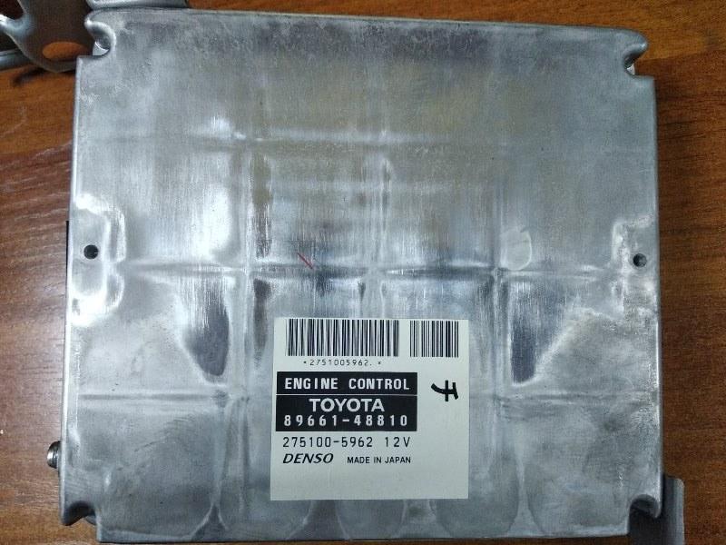 Блок efi Toyota Harrier GSU36-0001514 2GRFE 2006