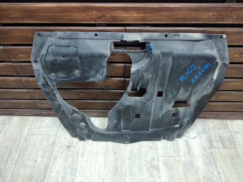Защита двигателя Toyota Harrier GSU36-0001514 2GRFE 2006