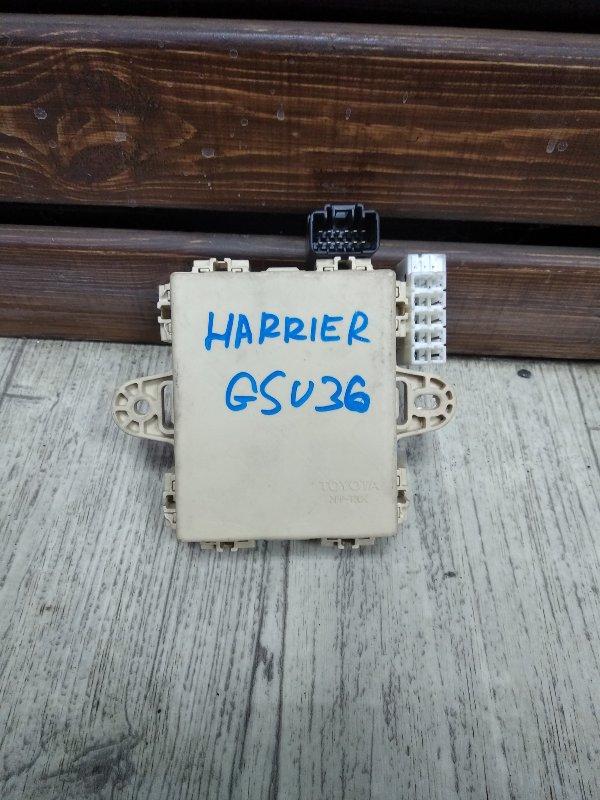 Блок предохранителей Toyota Harrier GSU36-0001514 2GRFE 2006