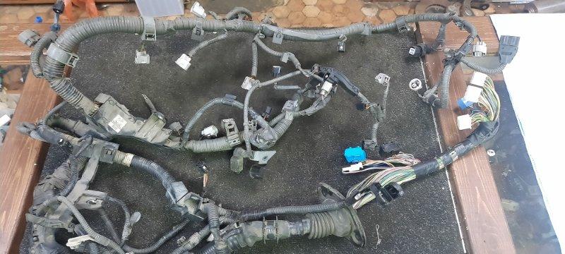 Коса двс Toyota Harrier GSU36-0001514 2GRFE 2006
