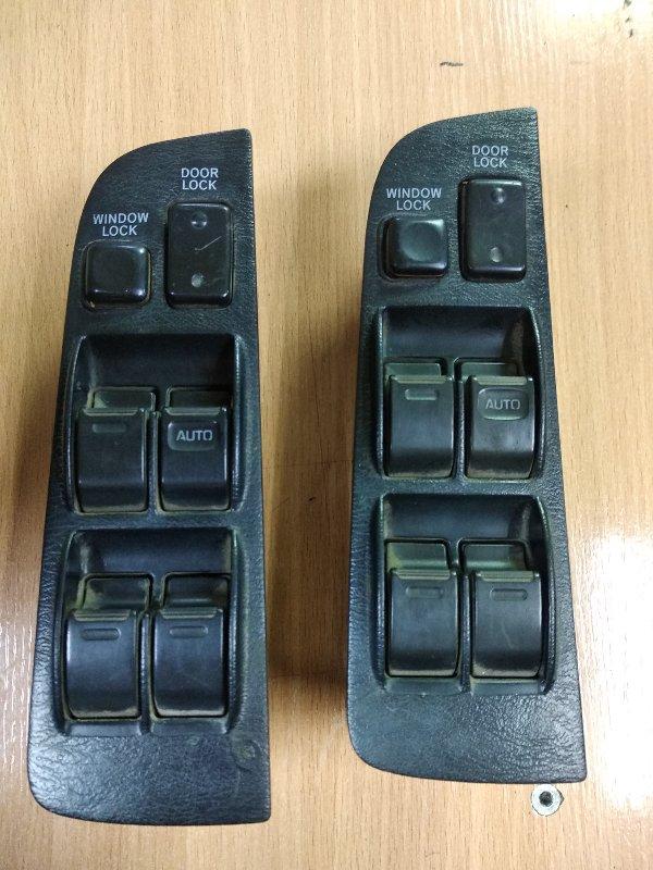 Блок упр. стеклоподьемниками Toyota Corona ST190 передний правый