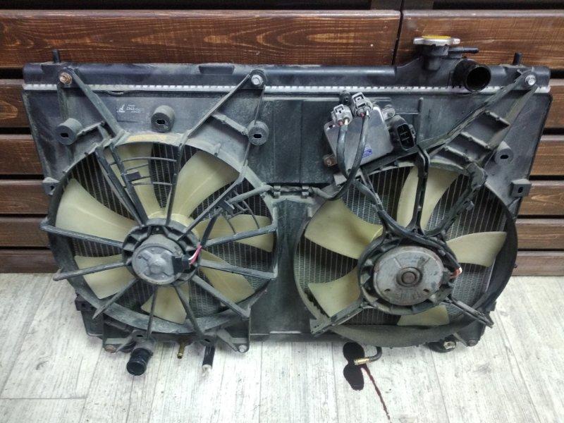 Диффузор радиатора Toyota Harrier MCU15-0304266 1MZFE 2002