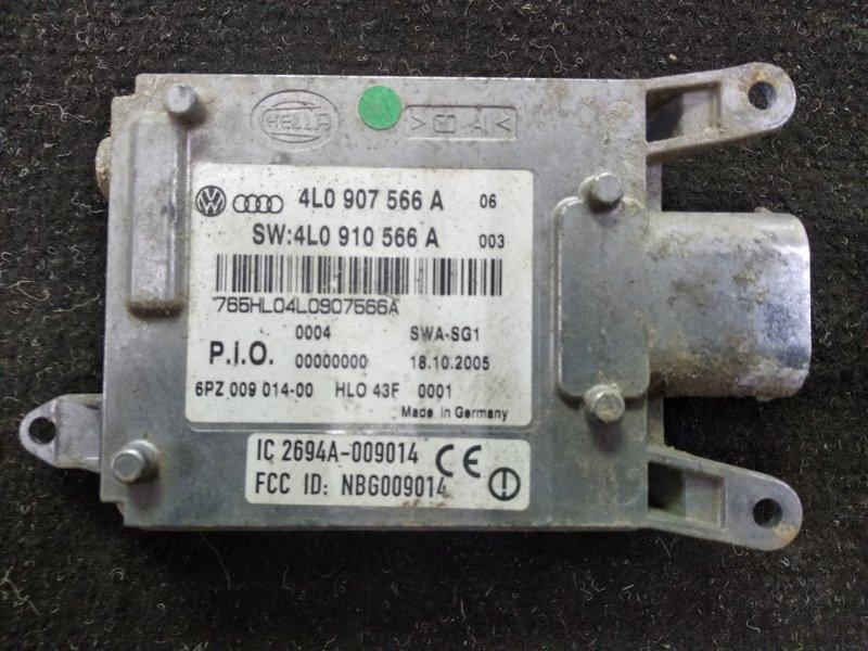Блок ассистента полосы Audi Q7 4L правый