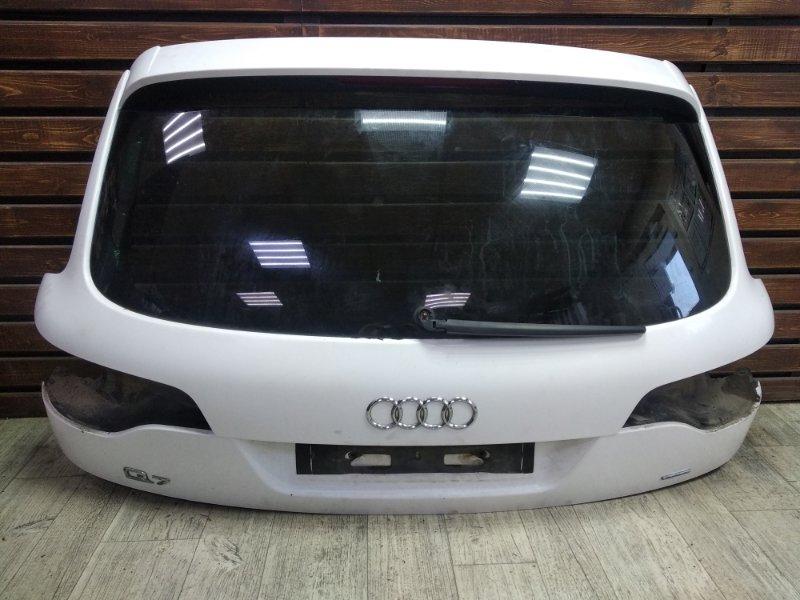 Дверь 5-я Audi Q7 4L