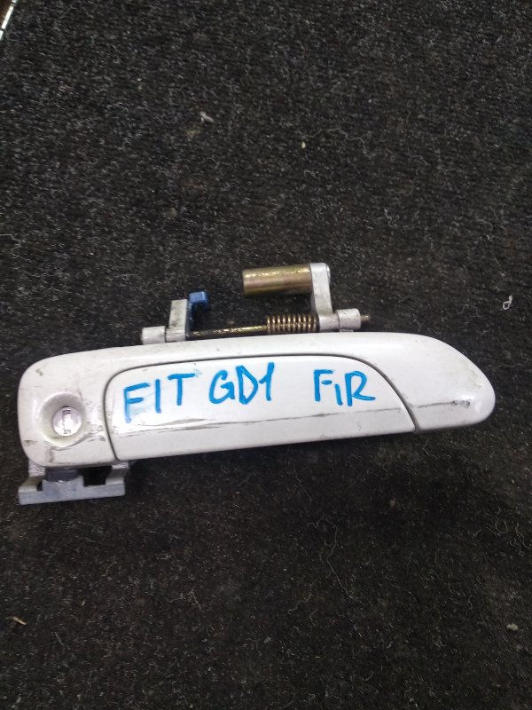 Ручка двери внешняя Honda Fit GD1 передняя правая
