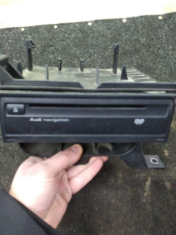 Блок навигации Audi Q7 4L