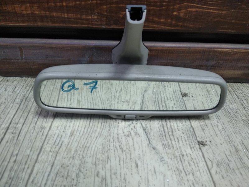 Зеркало салона Audi Q7 4L