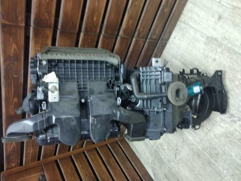 Печка Audi Q7 4L
