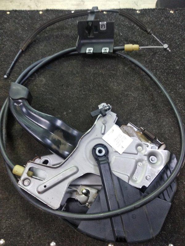 Механизм стояночного тормоза Audi Q7 4L