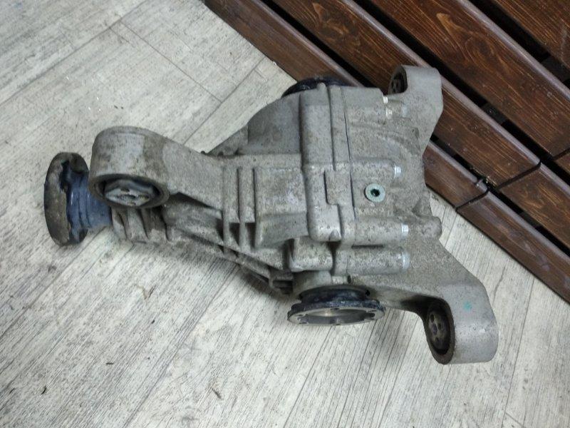 Редуктор Audi Q7 4L задний